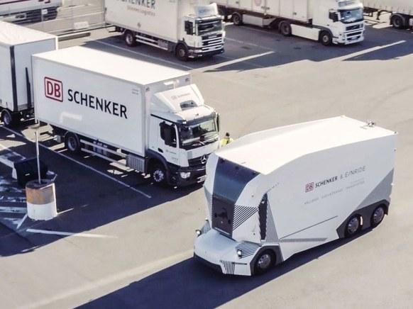 Swedish trucking startup Einride